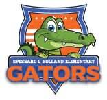 Spessared L. Holland Elementary logo v2